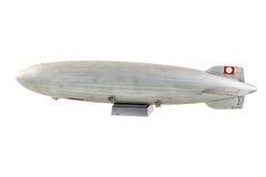 Zeppelinaremodell Fotografering för Bildbyråer