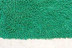Zerbino verde Fotografie Stock Libere da Diritti