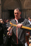 Zeremonie des heiligen Feuerwunders Lizenzfreie Stockfotografie