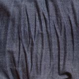 Zerknitterte Jeansstoffbeschaffenheit Lizenzfreies Stockbild