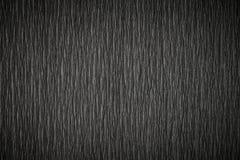 Zerknitterte schwarze Papierbeschaffenheit Stockfoto
