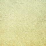 Zerknitterter Büttenpapierhintergrund stock abbildung