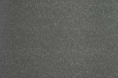 Zerknitterter strukturierter Hintergrund des grauen Papiers der Weinlese Lizenzfreies Stockbild