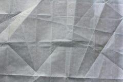 Zerknittertes Kraftpapier lizenzfreie stockfotos