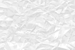 Zerknittertes Papier Stockbild