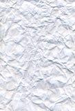 Zerknittertes Papier Lizenzfreie Stockbilder