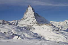 Zermatt 0009 stock photography