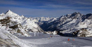 Zermatt Imagem de Stock