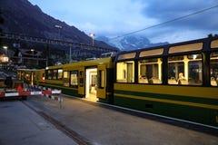 Zermatt fotografia stock libera da diritti