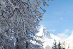 Zermatt Imagen de archivo