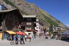 Free Zermatt Royalty Free Stock Image - 22365556
