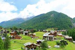 Zermatt Fotografía de archivo libre de regalías