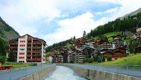 Zermatt Lizenzfreie Stockfotografie