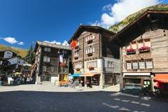 Zermatt Στοκ φωτογραφίες με δικαίωμα ελεύθερης χρήσης