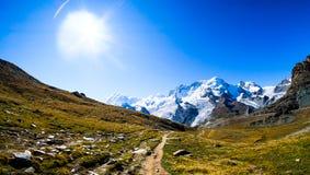 Zermatt Stockfoto