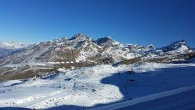 Zermatt fotografia stock
