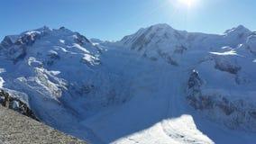 Zermatt Foto de archivo