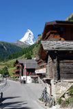 Zermatt royalty free stock image