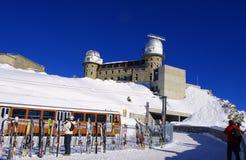 zermatt gornergrat Стоковые Фотографии RF