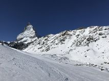 Zermatt Matterhorn Royalty Free Stock Photo