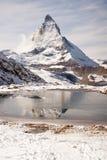 Zermatt matthorn Stock Photography