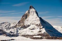 Zermatt matthorn Stock Images
