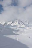 Zermatt Svizzera del Cervino della montagna Immagini Stock Libere da Diritti