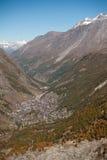 Zermatt, Switzerland Royalty Free Stock Image