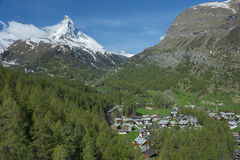 Zermatt, Switzerland Stock Photos