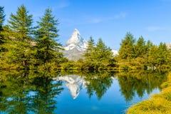 Zermatt, Switzerland. royalty free stock photography