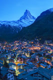 Zermatt, Switzerland Stock Image