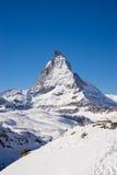 Zermatt, switzerland, matterhorn, ski resort Stock Photography