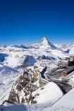 Zermatt, switzerland, matterhorn, ski resort Stock Photo