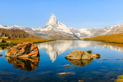 Zermatt, Switzerland. Royalty Free Stock Images