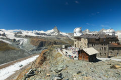 Zermatt Royalty Free Stock Photography