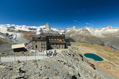 Zermatt Royalty Free Stock Images