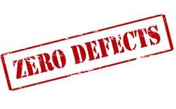Zero дефекты Стоковые Фото