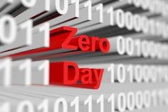 Zero день Стоковые Фотографии RF