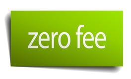zero знак гонорара бесплатная иллюстрация