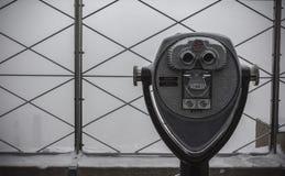 Zero зрение от вершины Имперского штата Стоковая Фотография