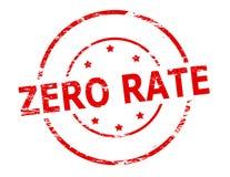 Zero тариф Стоковые Изображения