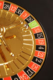 Zero da roleta do casino Foto de Stock