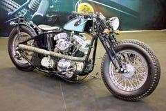 Zero Engineering Motorcycle. Royalty Free Stock Photos