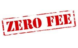 Zero fee Stock Photo