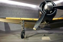 Zero Fighter. Mitsubishi A6M 'Zero' figher aircraft Stock Images
