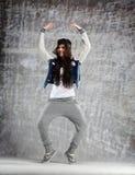 Zero gravity dance Royalty Free Stock Photography
