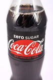 Zero Sugar Coca Cola Stock Photography