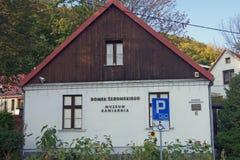 Zeromski& x27; s-Haus Stockbilder