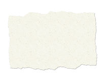Zerrissene Segeltuch-Abbildung Lizenzfreies Stockbild
