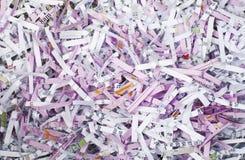 Zerrissener Papierhintergrund stockbilder